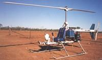 Helicopter Photo - Lonestar Kit Helicopter